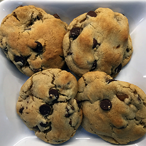 best soft chocolate chip cookie recipe