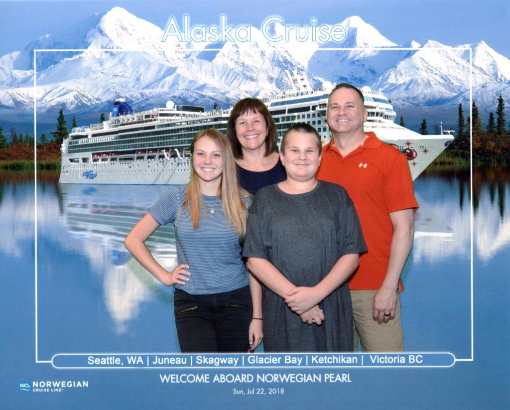 Norwegian Cruise Lines - Alaska Cruise